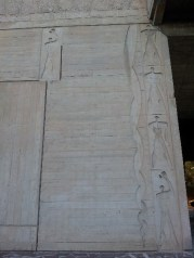 Extérieur 2 - La Cité radieuse - Le Corbusier Marseille