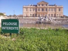 Pelouse interdite - Parc Borely - Marseille 8e