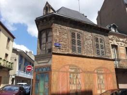 Maison Albert Londres côté rue Saint-Julien