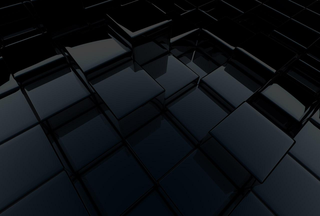 Vr Background Cubes