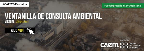 Ventanilla de consulta ambiental