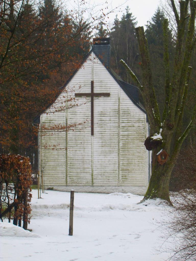 Chapelle de l'ermitage Bévérce