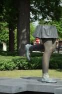 Standbeeld Laarne