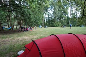 Hoge Rielen kampeergrond