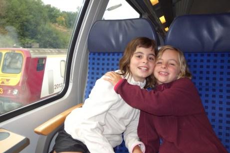 trein Luxemburg