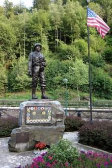 war memorial Clervaux