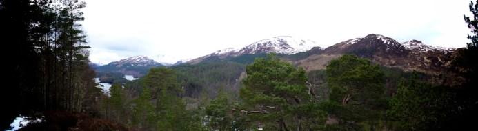 Hiking Schotland 2306