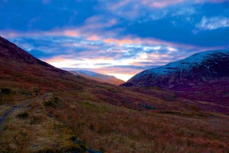 Hiking Schotland 2470