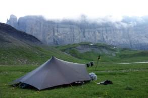 Lac d'Anterne, Alpen