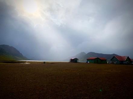 Hut Laugavegur