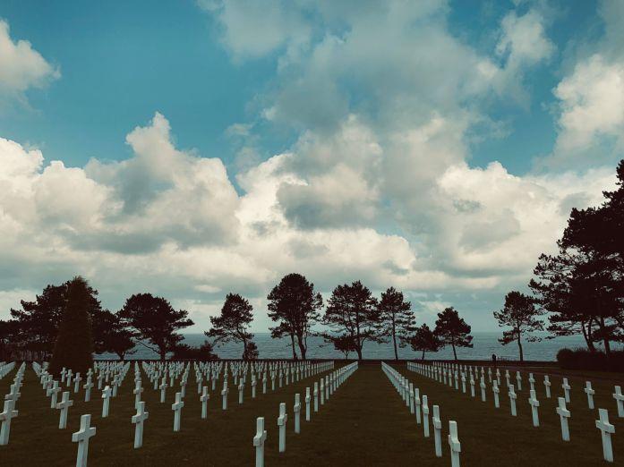 Amerikaanse kerkhof