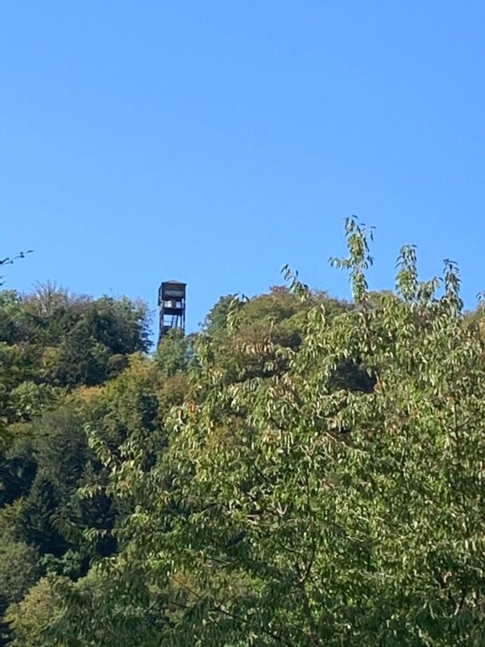 Uitkijktoren GR 16 Bouillon