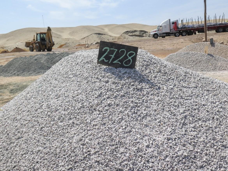 Inca One Stockpile