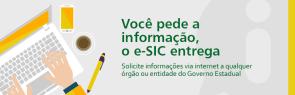 Informe-se sobre o e-SIC