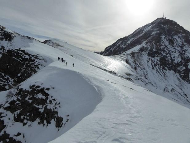 Sortie randonnée au Pène Nère avec le Club alpin de Bagnères-de-Bigorre
