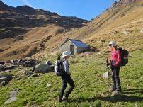 cabane de la Thoue 2210 m