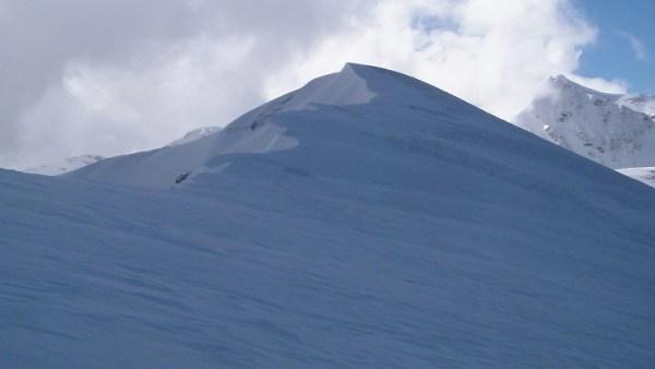 Pic de la Peyre en ski