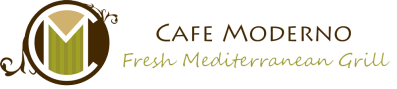 Cafe Moderno Footer Logo