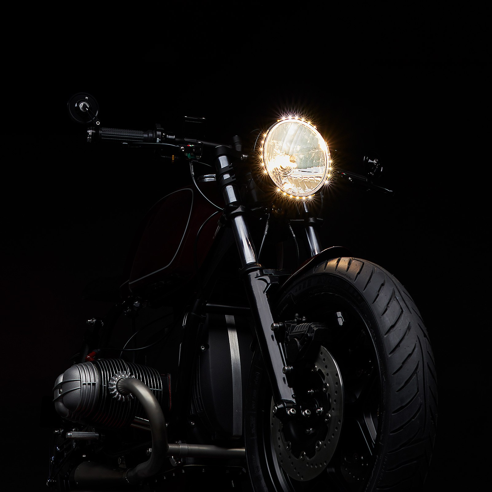Raw Collectif Cafe Racer