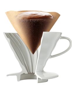 Cafetera Dripper Hario V60 01 (Cerámica)