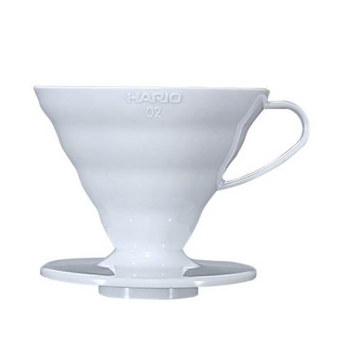 Cafetera Dripper Hario V60 02 (Acrílico)