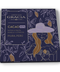 Barra 85% Cacao - Chocolates Gracia