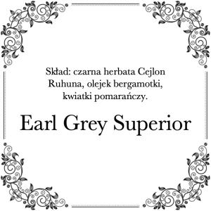 label earl grey superior