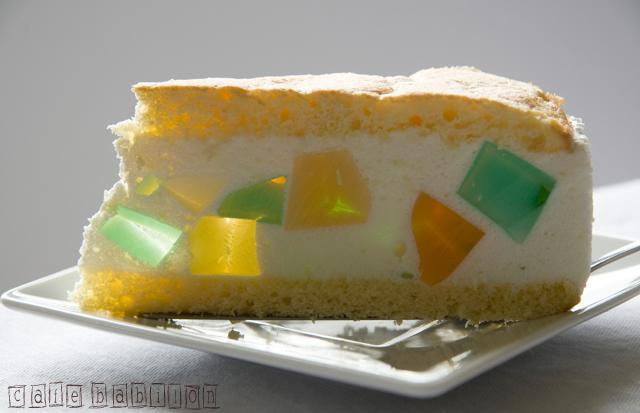 Ciasto kryształek