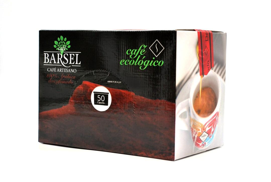 Cafe Descafeinado Capsulas Ecologicas Arabica