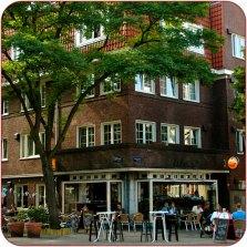 Café Blek Amsterdam