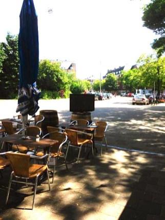 WK Terras Café Blek