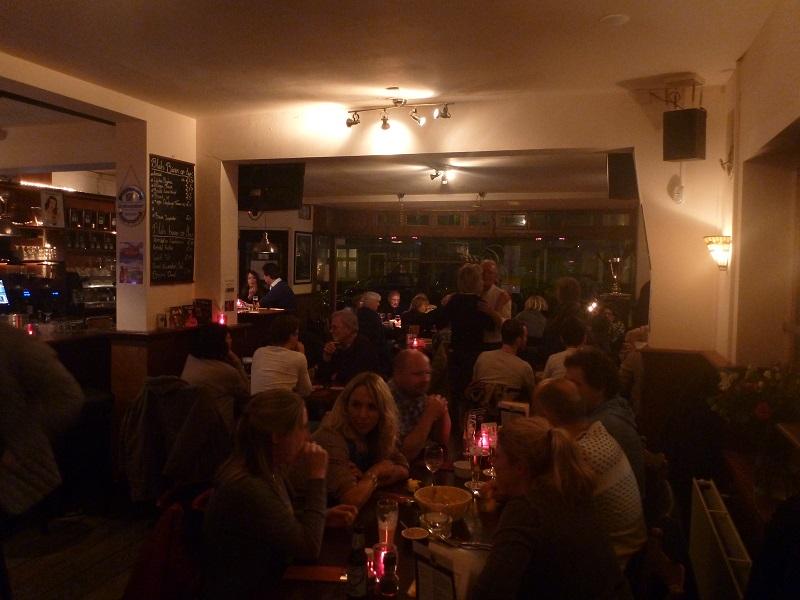 Mosselavond Café Blek