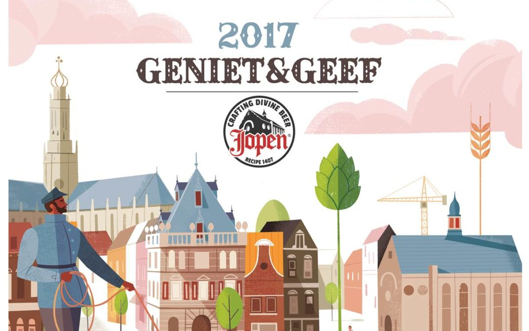 Bier Van Het Moment (14): Geniet & Geef 2017