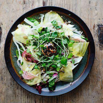 Botanika - salat med drageæg