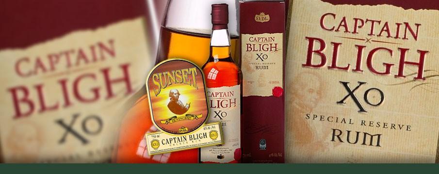 """Captain Bligh """" XO """" special Reserve"""