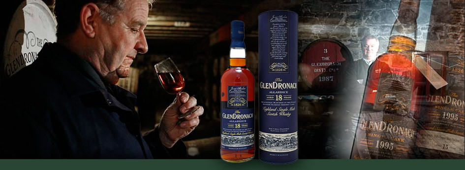 Glendronach Allardice 18 Years