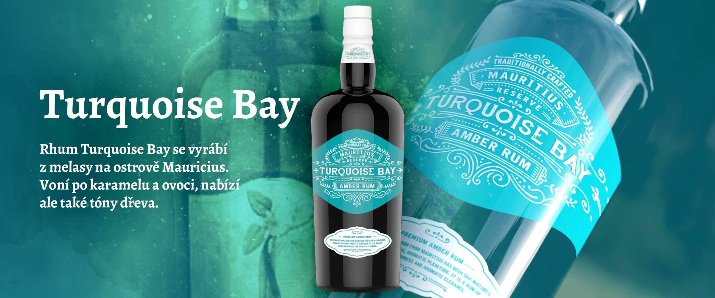Cafe Bulldog Rum Turquoise bay
