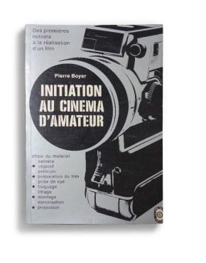 Initiation au cinéma d'amateur