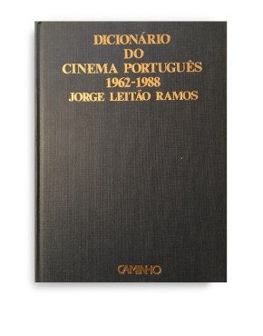 Dicionário do Cinema Português 1962-1988 Jorge Leitão Ramos