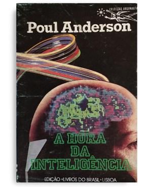 A Hora da Inteligência Poul Anderson