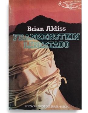 Frankenstein Libertado Brian Aldiss