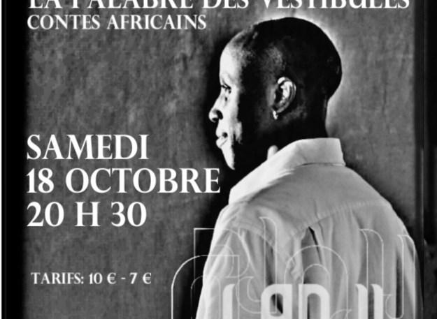 Affiche spectacle théâtre LADJI-DIALLO-DOSSIER12