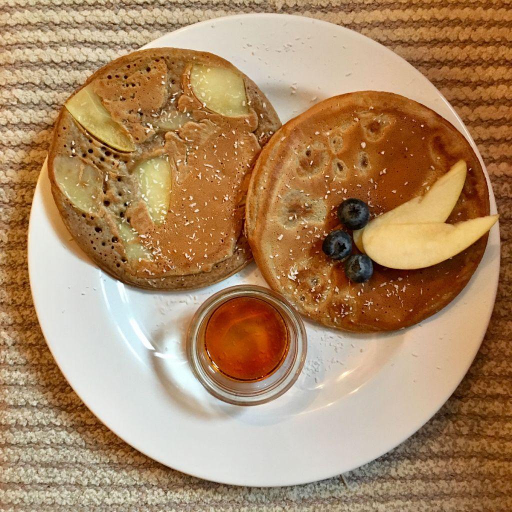Pancake Sunday vegane Pancakes Berlin