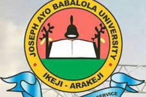 Joseph Ayo Babalola University Academic Calendar