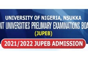UNN JUPEB Form for Admission 2021/2022 | Basic Studies 2021 Session
