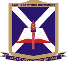 Ajayi Crowther University school Calender