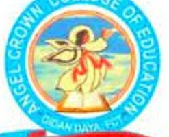 Angel Crown College of Education Post UTME Screening Form