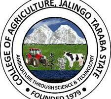 College of Agriculture Jalingo POST UTME SCREENING FORM