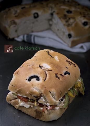 image of focaccia sandwich