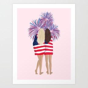 The Patriotic Girls